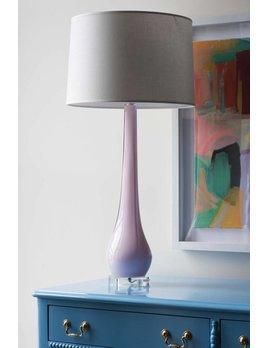 HAMPTON LAMP IN PALE PINK