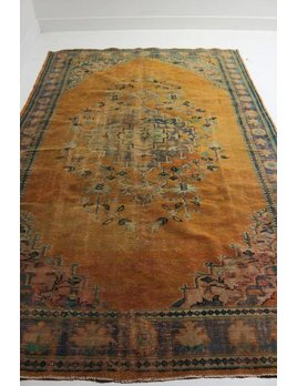 ZA-180 VINTAGE TURKISH RUG