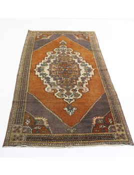 ZA-170 VINTAGE TURKISH RUG