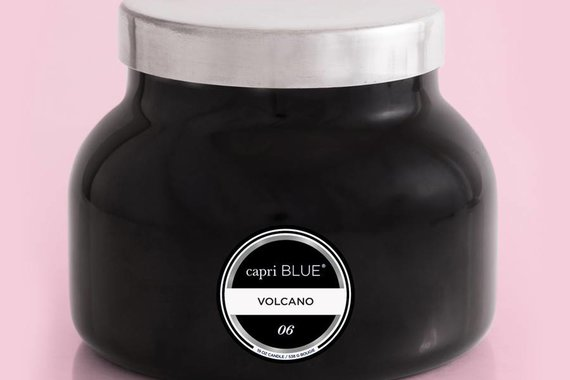 VOLCANO CANDLE