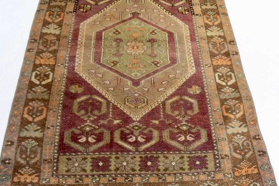 ZA-202 VINTAGE TURKISH RUG