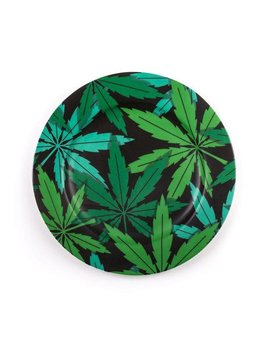 SELETTI STUDIO JOB-BLOW WEED PLATE