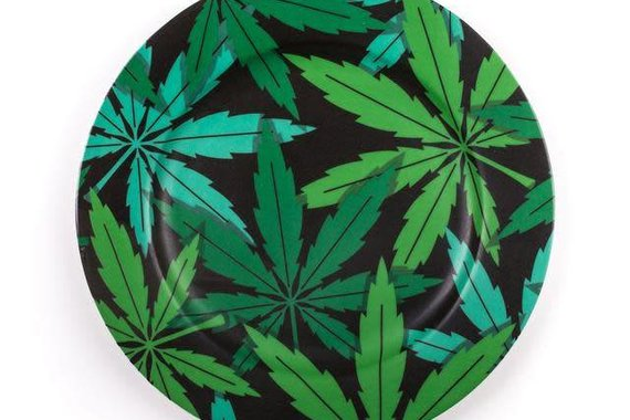 WEED PLATE BY SELETTI