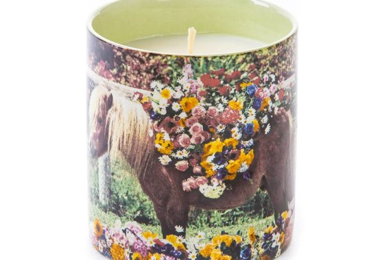 PONYRIDE CANDLE BY SELETTI