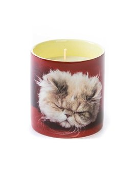 FLUFFY CANDLE BY SELETTI