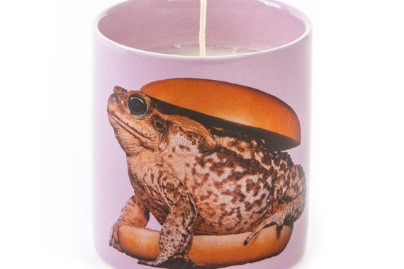 RETRO CANDLE BY SELETTI