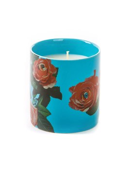 ROSOZONE CANDLE BY SELETTI
