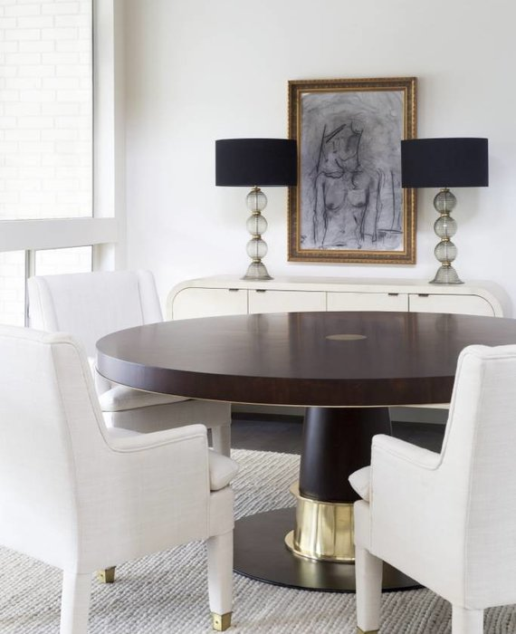 """AGENT DINING TABLE 72"""""""