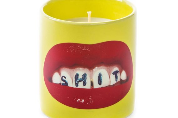 SELETTI SHIT CANDLE