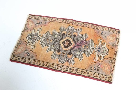 VINTAGE TURKISH MAT 28