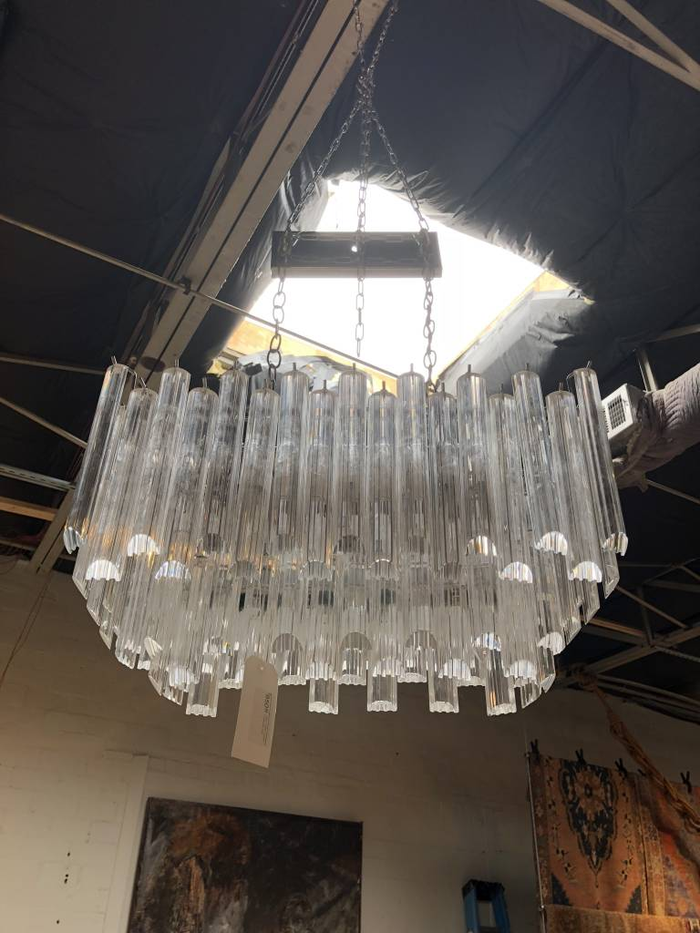 for lucite pamono at chandelier sale