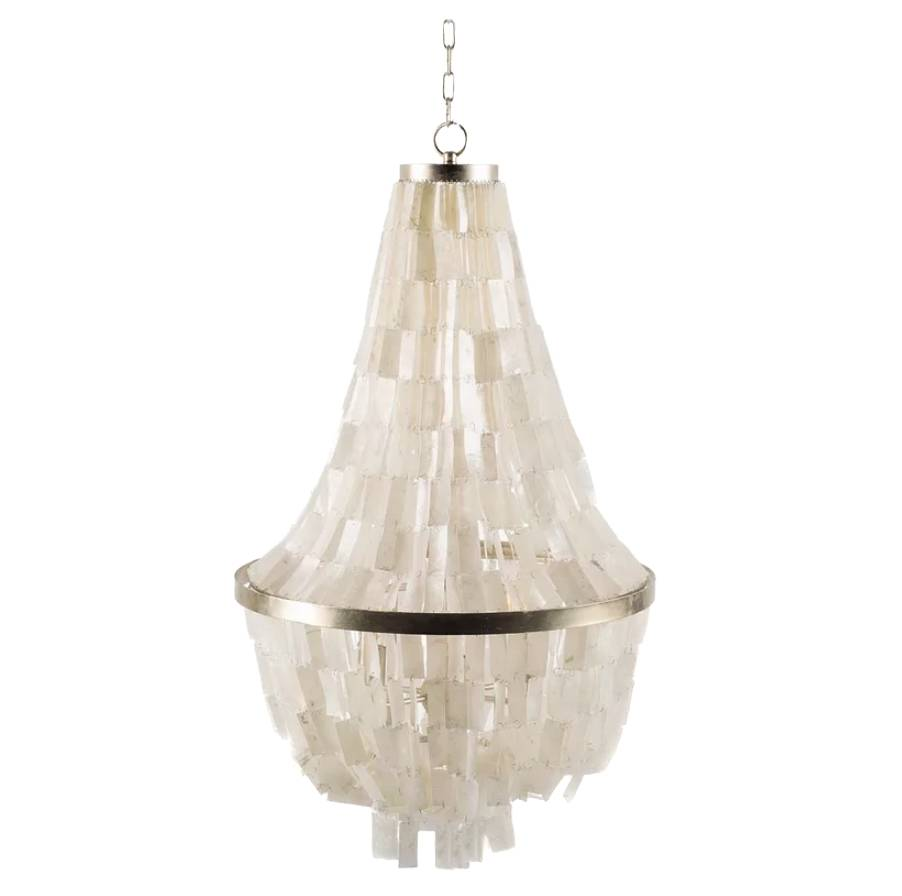 6 light empire chandelier scout design studio 6 light empire chandelier aloadofball