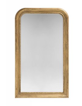 GOLD LOUIS MIRROR