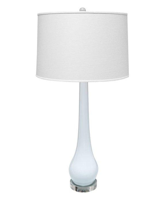 HAMPTON LAMP IN PALE BLUE