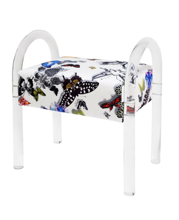 GIBBS BENCH IN BUTTERFLY