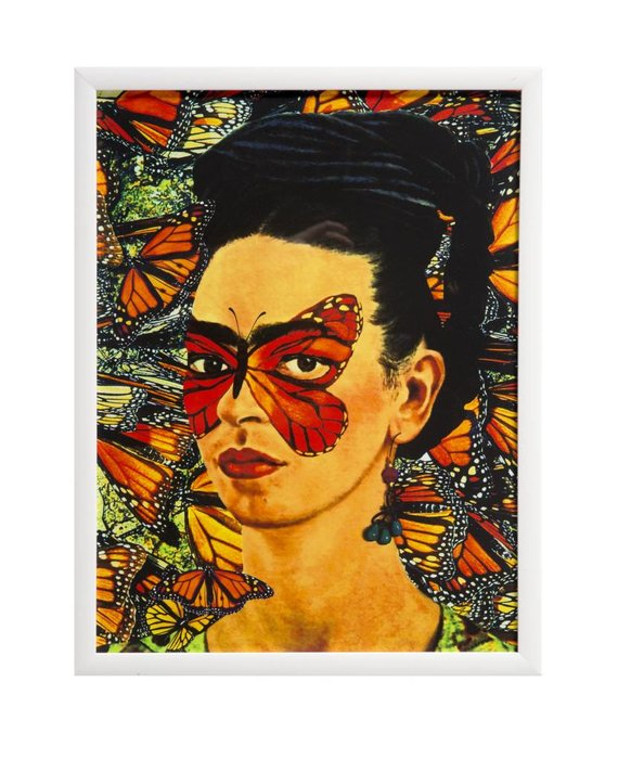 FRIDA WITH MONARCH
