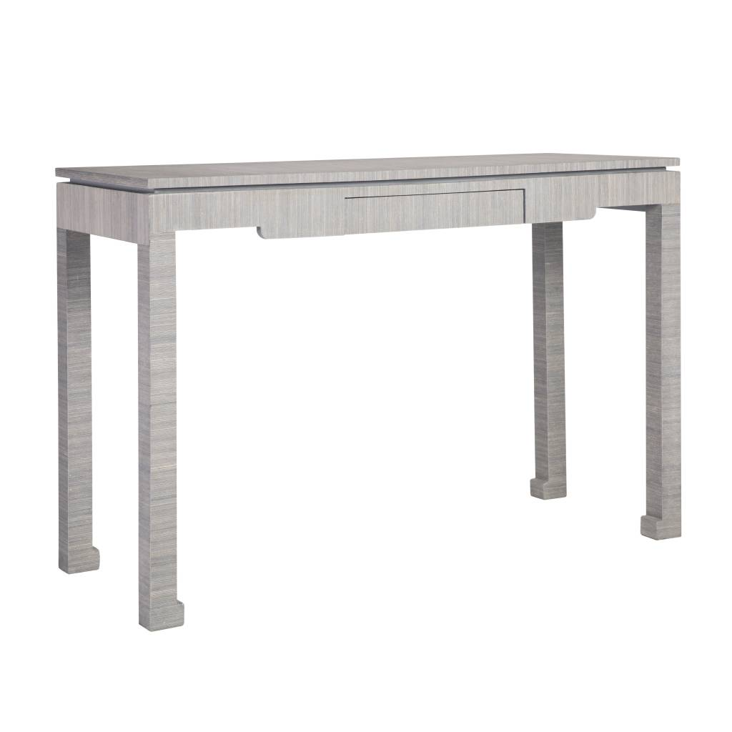 blue console table. CIPHER CONSOLE TABLE IN BLUE ABACA - FLOOR MODEL Blue Console Table