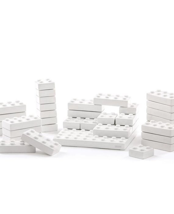 PORCELAIN BRICKS BY SELETTI