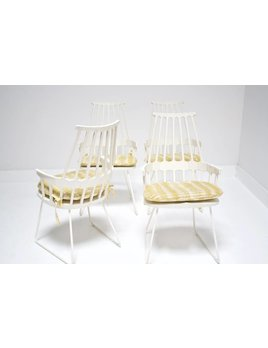 SET OF 4 KARTELL COMEBACK CHAIRS