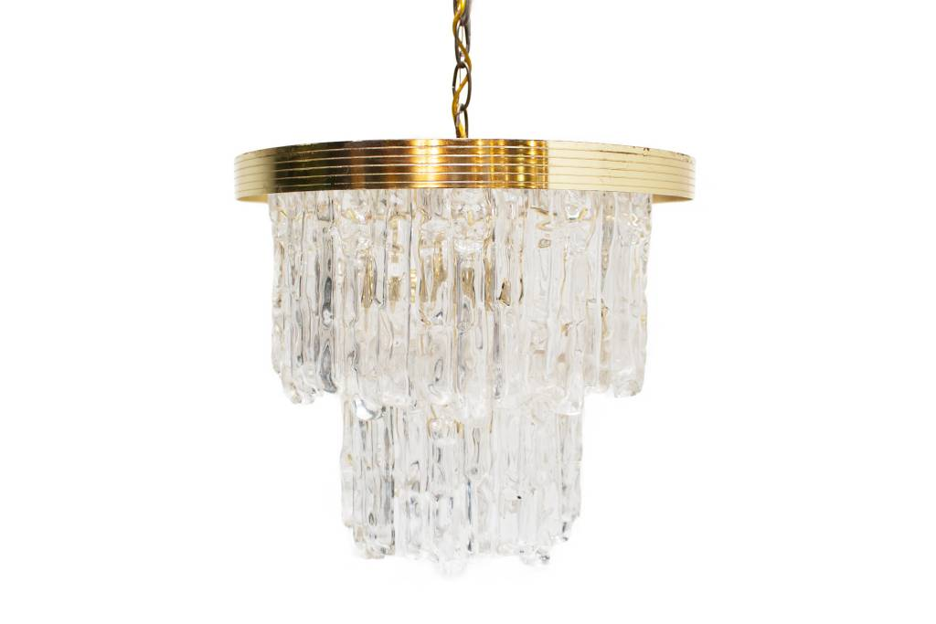 Petite acyrlic icicle chandelier scout design studio vintage petite acyrlic icicle chandelier aloadofball Gallery
