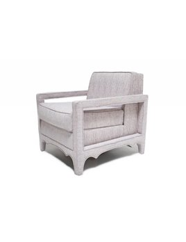 MARY CHAIR IN LAVENDER TWEED