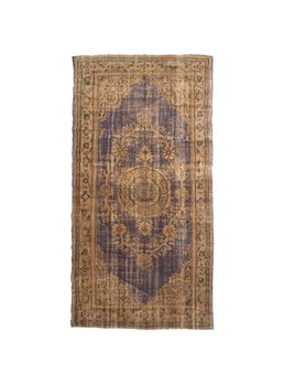 ZA-249 VINTAGE TURKISH RUG