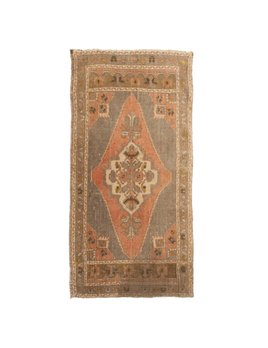 ZA-247 VINTAGE TURKISH RUG