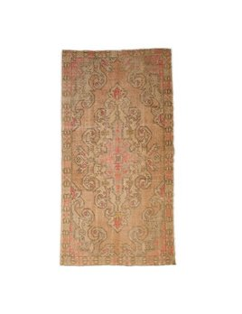 ZA-248 VINTAGE TURKISH RUG