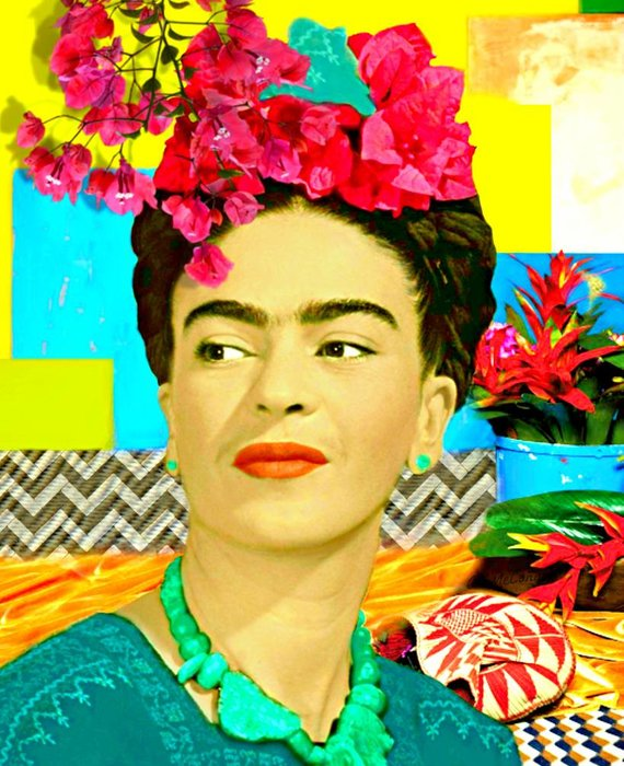 FRIDA COLORS MEXICO