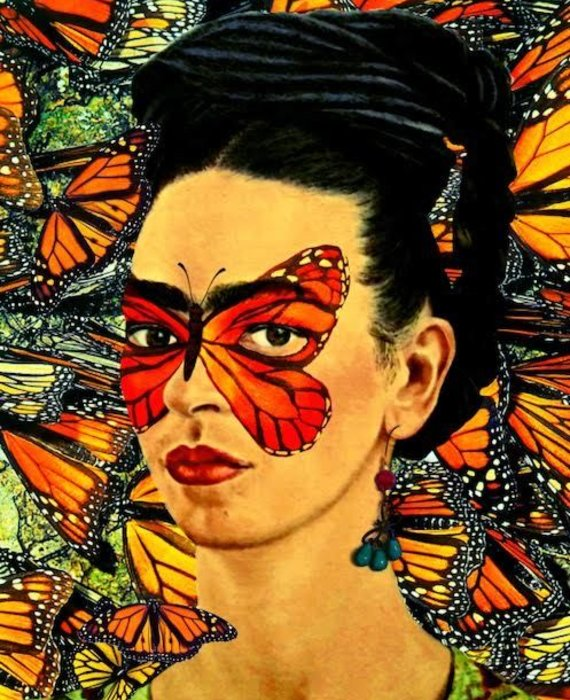 FRIDA MONARCH