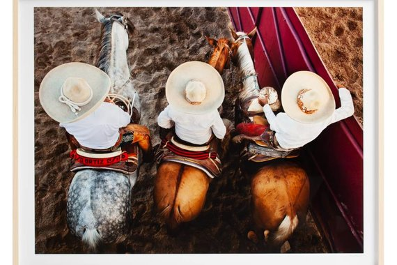Three Amigos by Minta Maria