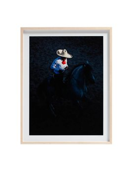 Charro de San Antonio by Minta Maria