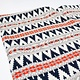 SCOUT LABEL TRIBAL BLANKET -  Red Tones