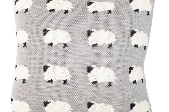 SCOUT LABEL SOFT SHEEP DOWN PILLOW 20x20