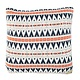 SCOUT LABEL TRIBAL DOWN PILLOW - Red Tones 20x20