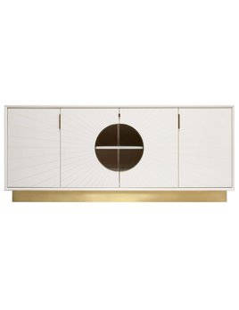 PRIVATE EYE CREDENZA - FLOOR MODEL