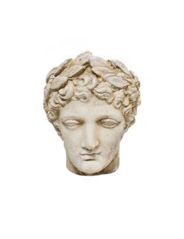 Roman Head Planter - Cassius
