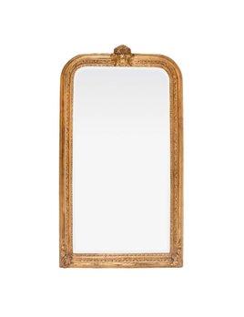 Louis Philippe Mirror - Medium Simple