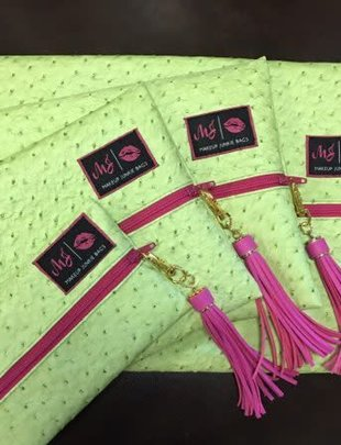 Makeup Junkie Margarita Bag-MJ