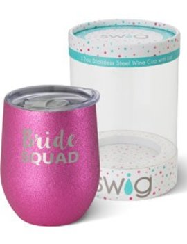 Bride Squad Swig Celebration 12oz