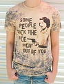 """Annette's Gina """"Some People Suck The Nice Out of You"""" Tee"""