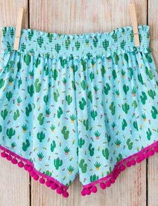 Ladies Cactus Lounge Shorts