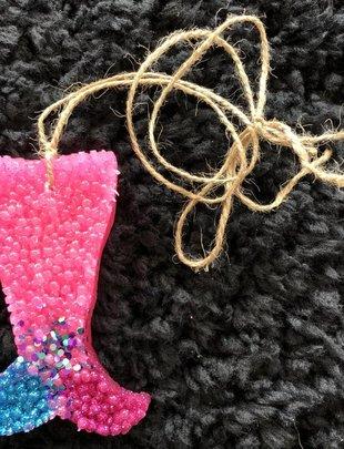 Mermaid Kisses Mermaid Tail Gel Scent