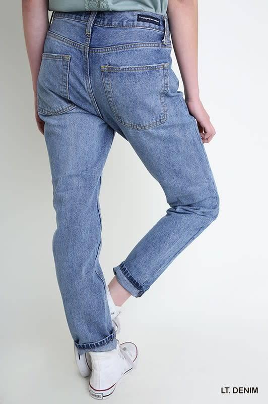 High Rise BF Jean