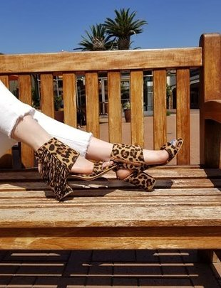 Chic Leopard Heels