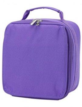 Purple Lunch Box