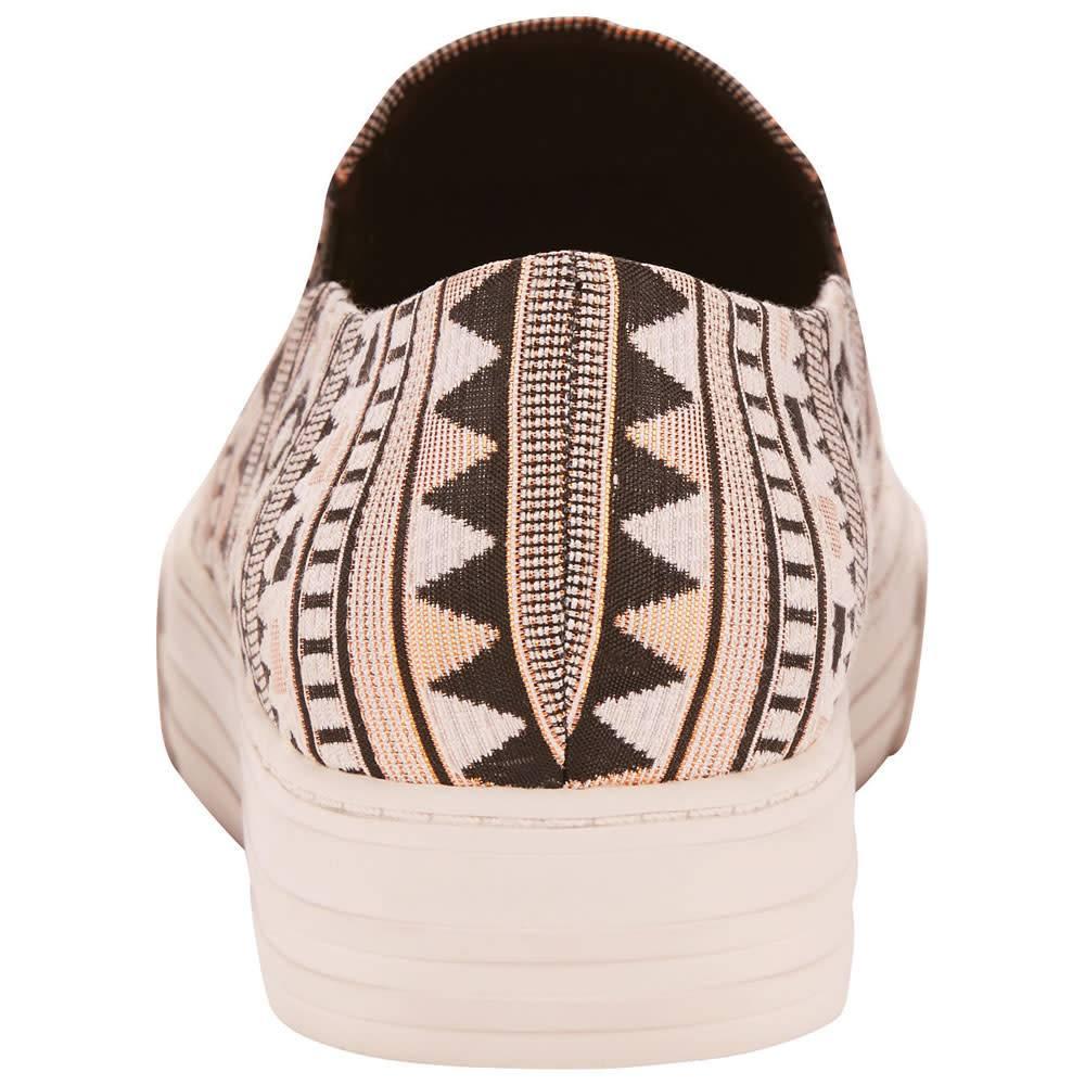 Ladies Unbridled Black Aztec Shoe