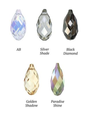 Kendra Kist Marquise Crystal Bottom Drop Earring-SS/BD