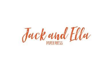 JACK & ELLA PAPER PRESS