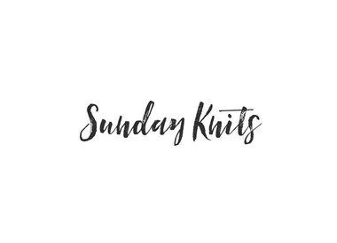 SUNDAY KNITS
